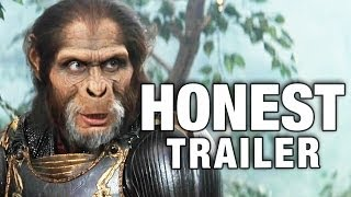 Planet of the Apes (2001) - Honest (Funny) Trailers