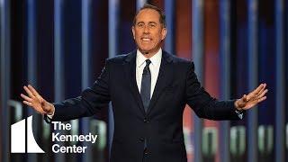 "Video Jerry Seinfeld on Julia Louis-Dreyfus & ""Seinfeld"" | 2018 Mark Twain Prize MP3, 3GP, MP4, WEBM, AVI, FLV April 2019"