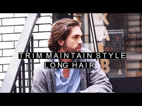 How To: Trim, Maintain, And Style Long Hair | Carter Supply Company