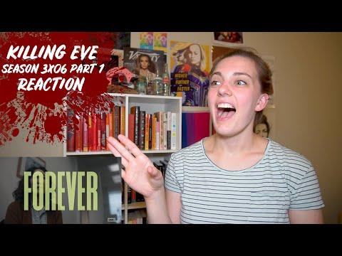 "Killing Eve Season 3 Episode 6 ""End of Game"" REACTION Part 1"