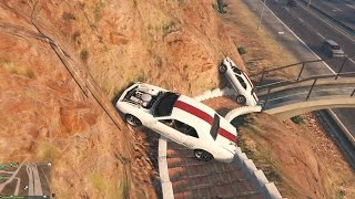 Video GTA 5 #131 Blow Up Car Challenge MP3, 3GP, MP4, WEBM, AVI, FLV September 2019