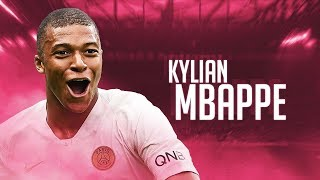 Kylian Mbappe - Goal Show 2018/19 - Best Goals for PSG