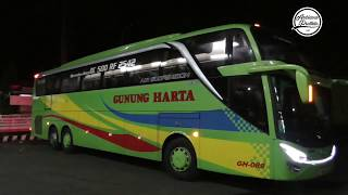 Video KEGANASAN Bus TRONTON Gunung Harta di Pantura : Trip Report Bogor-Semarang | Part 2 (Revisi) MP3, 3GP, MP4, WEBM, AVI, FLV Juni 2018