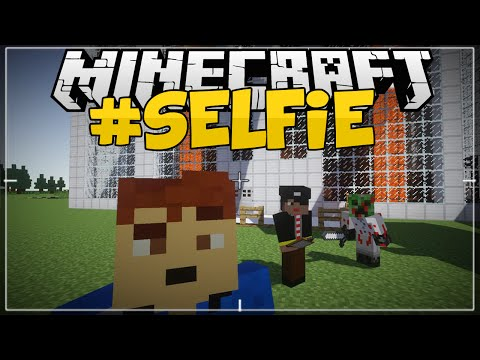 Minecraft Mods || SELFIE MOD!!! || Mod Showcase [1.7.10]