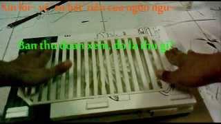 Trong5213 - Quạt Tản Nhiệt Laptop Tự Chế
