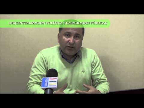 Propuestas Nueva Agenda Regional – Descentralización política y capacidades públicas