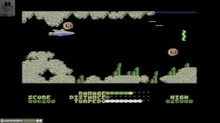 Aquanaut (Commodore 64 Emulated) by GTibel