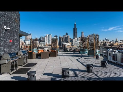 Video tours – the amenities and apartments at a new West Loop mid-rise