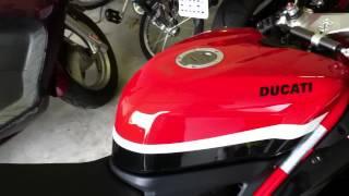 5. 2012 Ducati 848 EVO Corse SE Walkaround