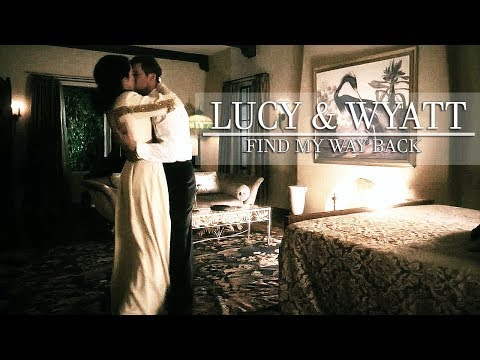 Lucy and Wyatt | Find My Way Back | Timeless (+2x03)