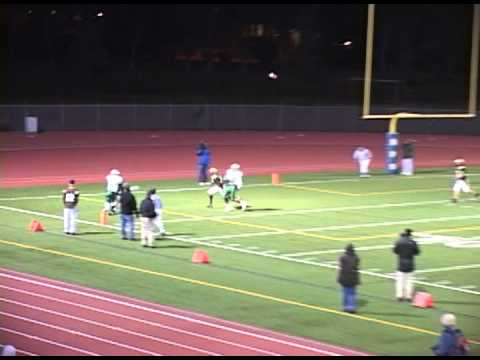 Best Touchdowns in football   Graet Catch Jump Mountain vista High School