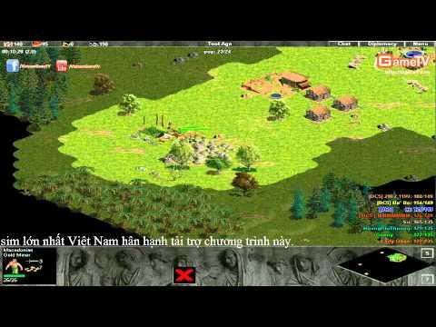 Hà Nội Open4 – Bảng B, GameTV vs Epic Gaming