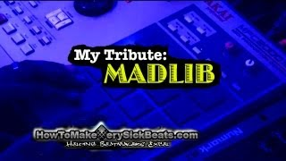 Madlib Tribute Beat (JFilt Remake)