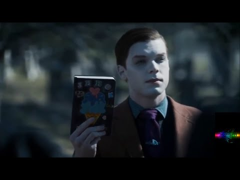 Gotham 4x20 Jeremiah reveals himself