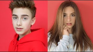 The Chainsmokers - Closer (Johnny Orlando + Mackenzie Ziegler Cover)