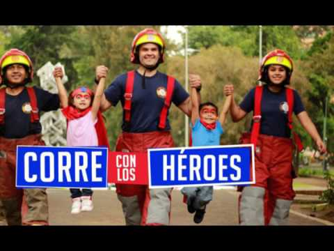 Corre con los Héroes