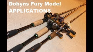 Video Dobyns Fury Rod Lineup...WHICH ONE?!?! MP3, 3GP, MP4, WEBM, AVI, FLV Mei 2019