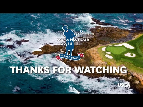 2018 U.S. Amateur Playoff for Final Match-Play Spot: Live Coverage