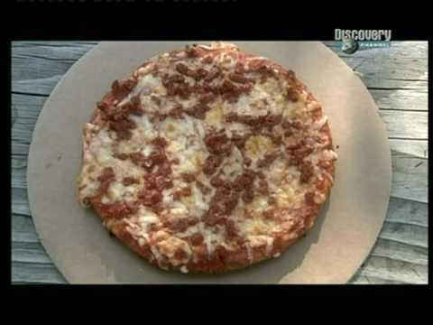 Kde se vzala mražená pizza?
