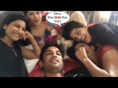 Sushant Singh Rajput Sisters PROUD Of Him After MS Dhoni Movie | Meetu, Priyanka, Shweta Singh Kirit