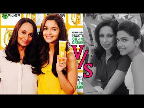Alia Bhatt Scared of Comparisons With Deepika Padu