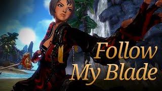 Видео к игре Blade and Soul из публикации: Подробности о бизнес модели англоязычной версии Blade & Soul и новое сюжетное видео от NCWEST