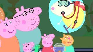 Peppa Pig Português Brasil O AQUÁRIO!  Peppa Pig