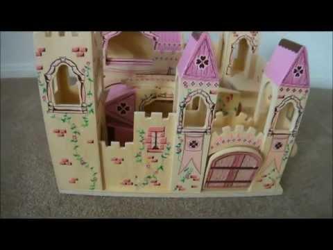 Melissa & Doug Folding Princess Castle (Review)
