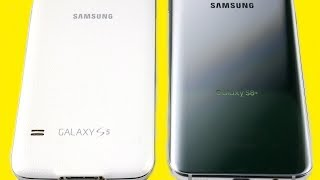 Galaxy vs Galaxy S8 Speed Test -  In this video we take a look at the 3 year old Samsung Galaxy S5 vs the 3 month old Samsung Galaxy S8 Plus. The intentions of this video is to help those out who are still rocking the Samsung Galaxy S5 to see the differences that they will be receiving if they decide to upgrade to the Samsung Galaxy S8 Plus! Also this video was shot for fun and entertainment purposes. Please share your thoughts, feedback, and experiences below in the comment section of this video and as always thank you for watching and be sure to be well and peace :)Check out this related video: S4 vs S8:  https://goo.gl/RrEnFfLAPTOP I USED TO EDIT THIS: http://amzn.to/2sdlgFCCAMERA I USED TO MAKE THIS: http://amzn.to/2qJNyX4TRIPOD IN THE VIDEO: http://amzn.to/2qEZfPyAUDIO MIC I USED: http://amzn.to/2p36weFMY OTHER YOUTUBE CAMERA: http://amzn.to/2pLZGtsLAPTOP I EDITED THIS VIDEO WITH: http://amzn.to/2qFeiZxPHONE USED TO WRITE VIDEO POINTS: http://amzn.to/2qNRdTBCheck out my YouTube Kits here:https://kit.com/EthingTechLet's Connect!!SUBSCRIBE: http://bit.ly/2vnja7c TWITTER: http://bit.ly/2t0IvD8INSTAGRAM:  http://bit.ly/2uoN7pWGOOGLE PLUS: http://bit.ly/2tT2rKTFACEBOOK FANPAGE: http://bit.ly/2uoNelmMUSIC CREDITS: Down With That by Twin Musicom is licensed under a Creative Commons Attribution license (https://creativecommons.org/licenses/by/4.0/)Artist: http://www.twinmusicom.org/