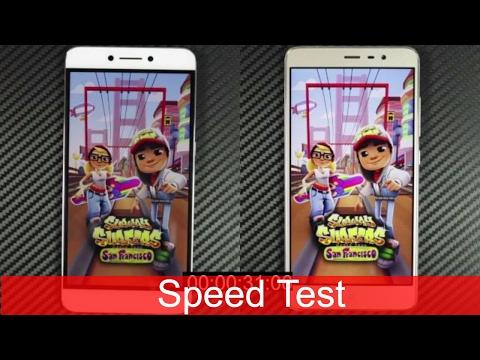 Redmi Note 3 vs Cool 1 Speed test