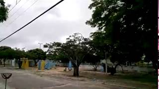 O usuário Marcelo Santos registrou o aumento dos ventos na região de Natal, capital do Rio Grande do Norte, na quarta-feira, dia 12. Os ventos ficaram persis...
