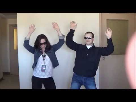 PSY Gentleman Dance Moves With Q92