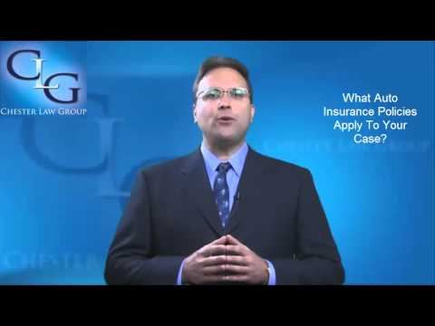 Ohio Personal Injury Lawyer | What Auto Insurance Policies Apply To Your Case?