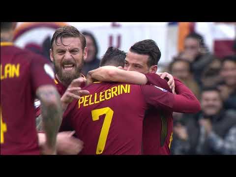 Roma - Sassuolo 1-1 - Highlights - Giornata 19 - Serie A TIM 2017/18