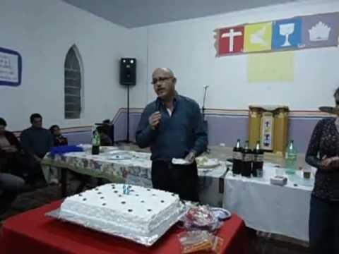 I.E.Q de salto do itararé - Aniversário Pastor Paulo