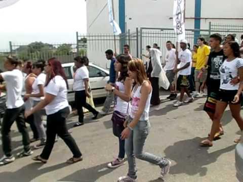 DNJ,   Diocese  de Nova Iguaçu, encontro em Queimados