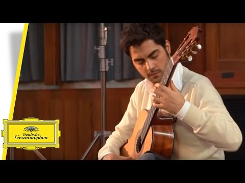 "Miloš Karadaglic plays ""Asturias"" from Albéniz (Music Clip)"