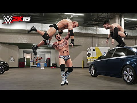 WWE 2K18 Top 10 Finisher Combinations! Part 5