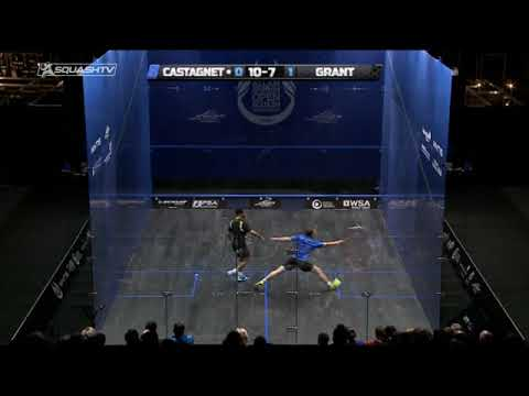 Squash tips: Taking the ball early
