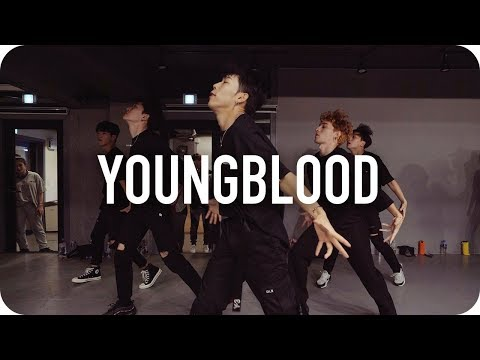 Video Youngblood - 5 Seconds Of Summer / Koosung Jung Choreography download in MP3, 3GP, MP4, WEBM, AVI, FLV January 2017