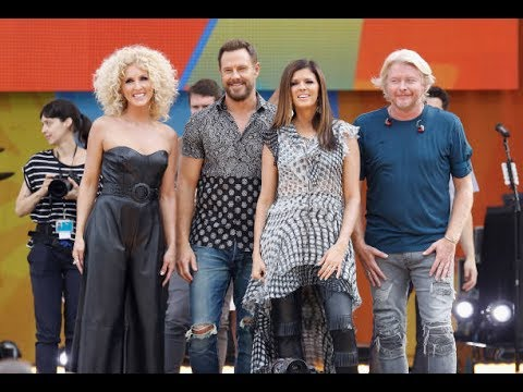Little Big Town - Good Morning America's Summer Concert Series