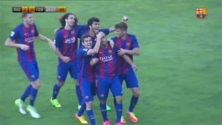 Racing de Santander vs FC Barcelona B [1-4][Fase de Ascenso a 2ª  Final][18/06/2017] Sonido AmbienteRacing de Santander vs Barcelona B [4-1][Fase de Ascenso a 2ª  Final][18/06/2017] Sonido AmbienteRacing de Santander vs Barça B [4-1][Fase de Ascenso a 2ª  Final][18/06/2017] Sonido AmbienteRacing - Barça B: Paso de gigante en el Sardinero (1-4)Los dobletes de Marc Cardona y Dani Romera dan la vuelta al gol inicial de los locales y dejan el ascenso a Segunda A a tocar----------------------------------------------------------------------------------------------- SUSCRÍBETE: https://www.youtube.com/user/Zonajuanjos- twitter: https://twitter.com/Zonajuanjo- Listas de reproducción: https://goo.gl/lbwO6J- FC Barcelona 2016/2017: https://goo.gl/ETTkxL- Barça B 2016/2017: https://goo.gl/XFO6aw- Barça Femenino 2016/2017: https://goo.gl/KH1wwU- El Fajiazote del Tio Faja: https://goo.gl/6mBUEm- Los Mesetazos de Victor Lozano: https://goo.gl/nSF3rG- BarçaFans: https://goo.gl/XMEXCv- [8aldia] La tertúlia esportiva: https://goo.gl/ar2Vx2Temporadas del FC Barcelona:- FC Barcelona - Temporada 2014-2015: https://goo.gl/K9BbKS- FC Barcelona - Temporada 2015-2016: https://goo.gl/VcEvro- FC Barcelona - Temporada 2016/2017: https://goo.gl/ETTkxLVídeos de interés:- CLÁSICOS CULÉS EN EL BERNABÉU: https://goo.gl/WMLQHY- Johan Cruyff. La leyenda del Fútbol: https://goo.gl/ONPrcs- La rúa y la Celebración del TRIPLETE: https://goo.gl/b8f7pm- Final de la Champions 2015 FC Barcelona: https://goo.gl/ngIph5- Xavi se despide del Barça: https://goo.gl/4PmzI5- Cracs i Catacracs del FC Barcelona: https://goo.gl/VL8iyV