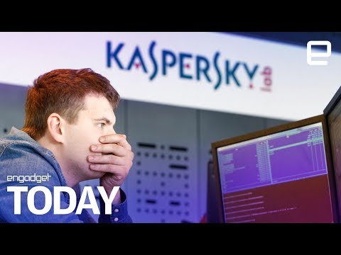 Kaspersky tries to find a new narrative with a free antivirus launch | Engadget Today