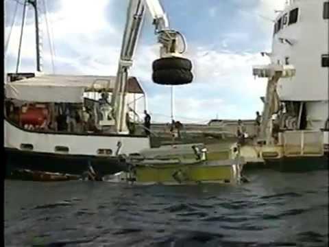 SS Central America Shipwreck Gold Treasure Recovery