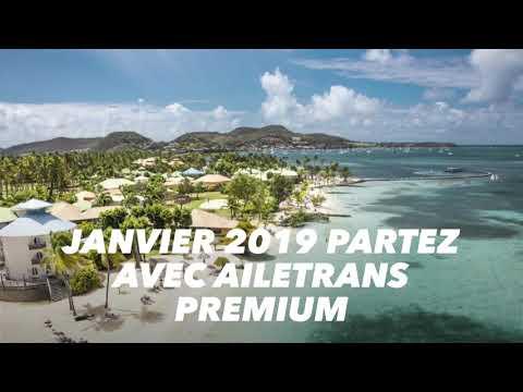 KITE séjour la Martinique du 12 au 19/01/2019 au départ de Paris