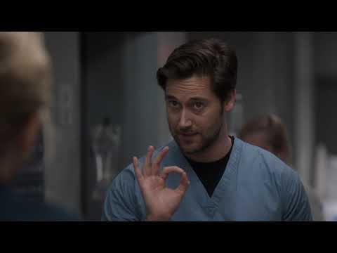 "New Amsterdam 2x13 Sneak Peek Clip ""In the Graveyard"""