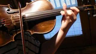 Download Lagu Salut d'amour, Op.12 - Elgar - 19th C. German Stradivarius Violin, Solo Sound Sample Mp3