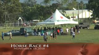 Horse Race Peoples Stadium E Class  November 18, 2018