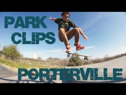 Porterville Skatepark Clips #buzzworthyskate