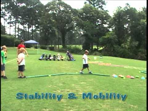 ASWING Junior Golf Program Quick Tour
